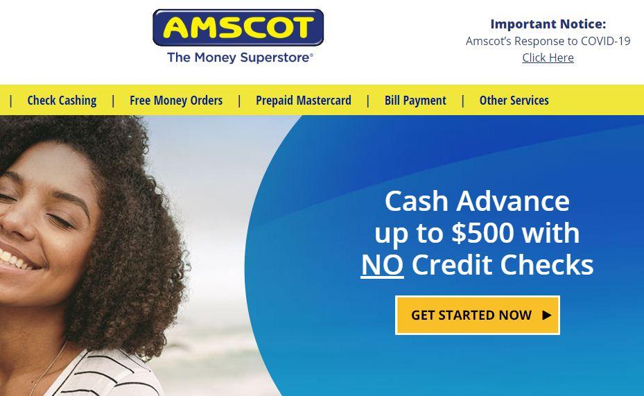 Recensioni Amscot