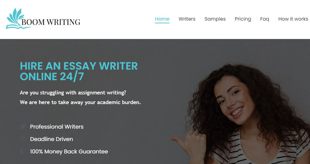 Recensioni Boom Writing