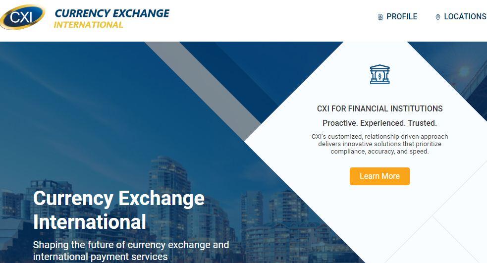 Recensioni Currency Exchange International