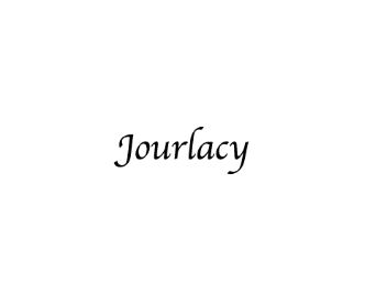 Jourlacy