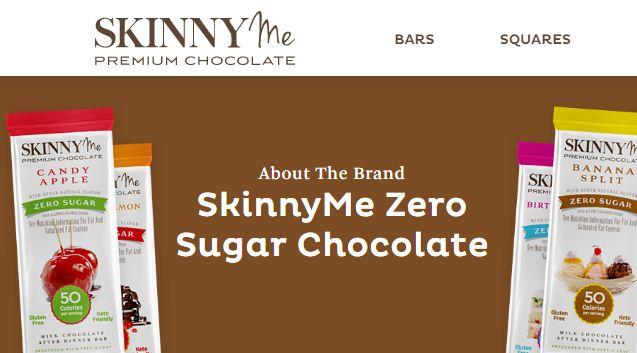 Recensioni SkinnyMe Chocolate
