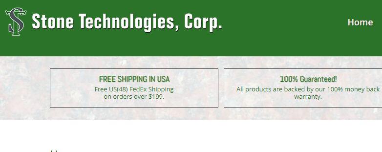 Stone Technologies Corp.